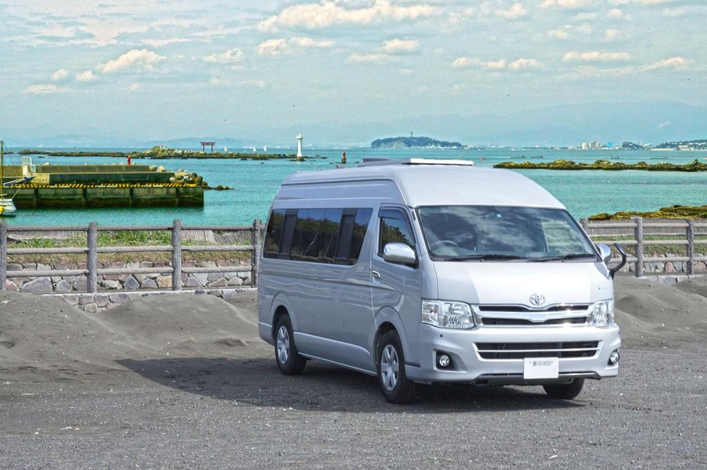 愛知県豊田市のキャンピングカーレンタルJTSの取り扱い車種country club